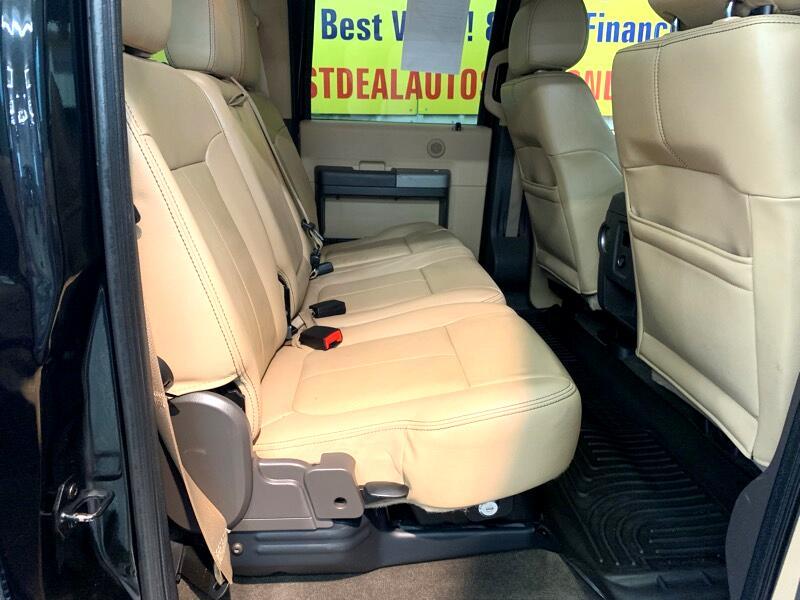2013 Ford F-350 SD Lariat Crew Cab 4WD