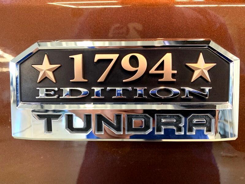 2015 Toyota Tundra 1794