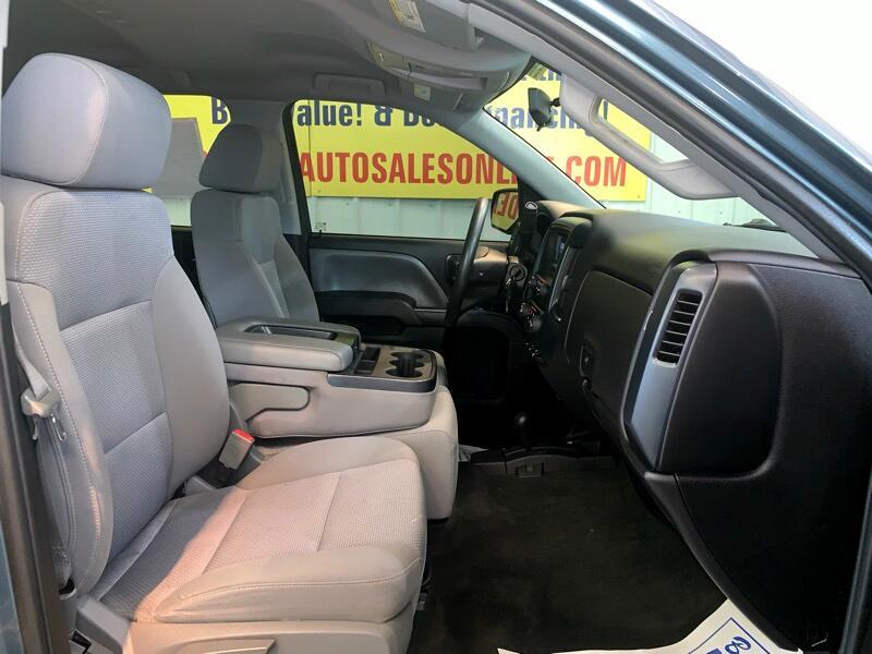 2014 GMC Sierra 1500 Base Double Cab 4WD