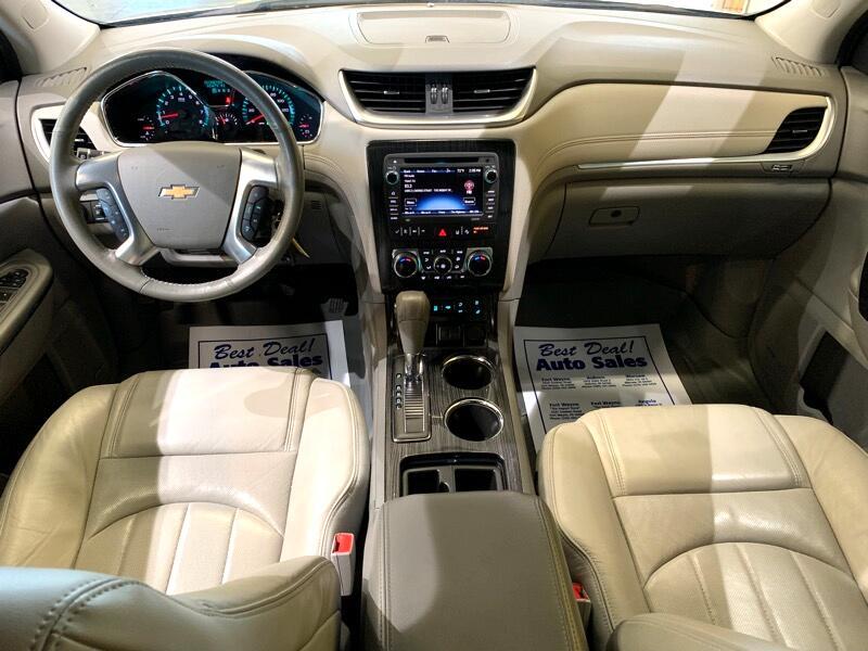 2016 Chevrolet Traverse LTZ AWD