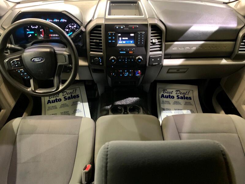 2017 Ford F-250 SD XLT Crew Cab 4WD