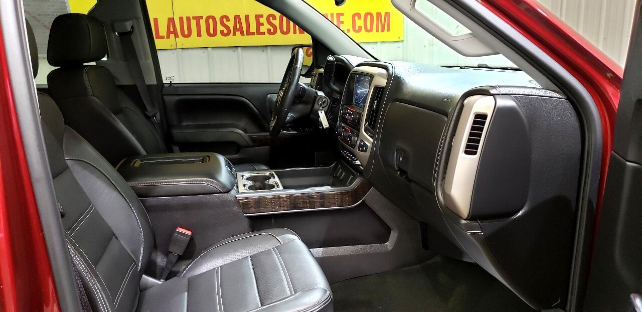 2016 GMC Sierra 1500 Denali Crew Cab 4WD