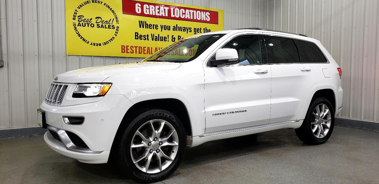 2015 Jeep Grand Cherokee Summit 4WD