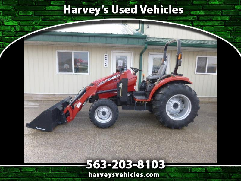 2008 Case Farm DX45