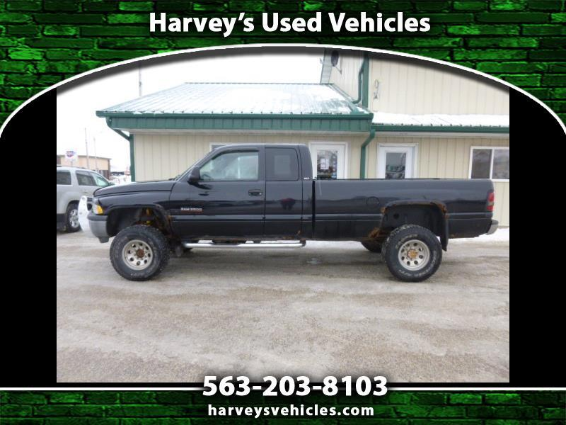 2000 Dodge Ram 2500 Quad Cab Short Bed 4WD