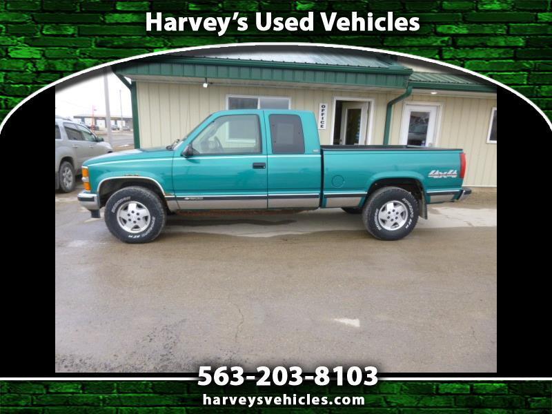 1995 Chevrolet Trucks Pickup