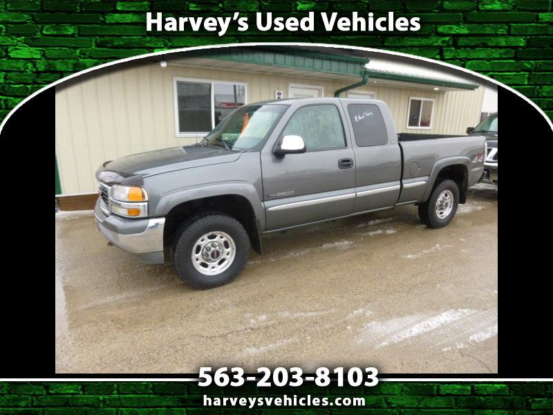 2000 GMC Sierra 2500 SLE 3-Door Ext. Cab Short Bed 4WD