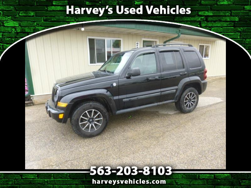 Jeep Liberty Renegade 4WD 2005