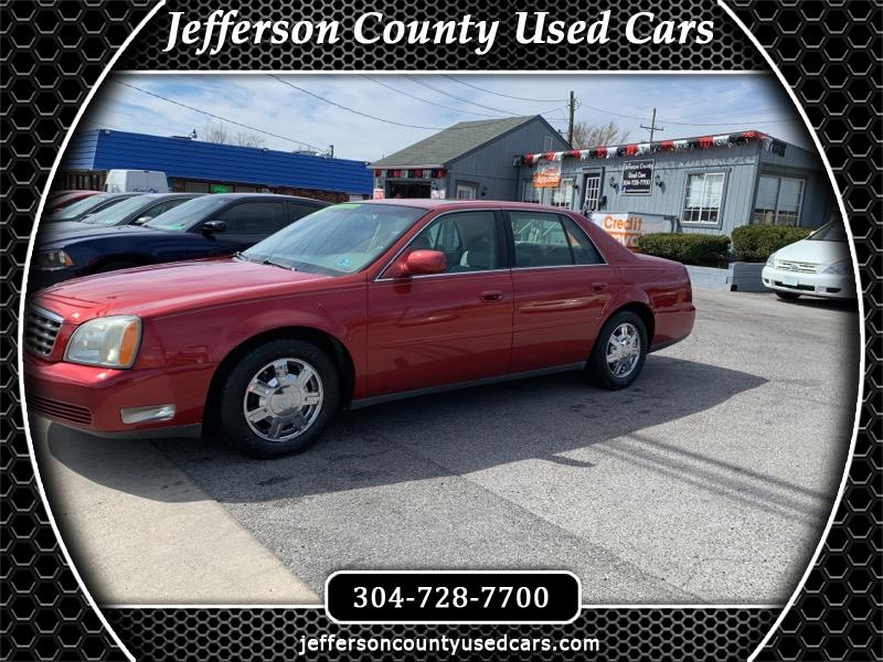 2004 Cadillac DeVille 4dr Sdn DTS