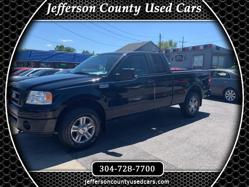 2008 Ford F-150 STX SuperCrew 4WD