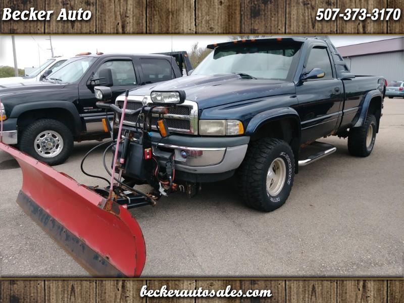1994 Dodge Ram 1500 Reg. Cab 6.5-ft. Bed 4WD