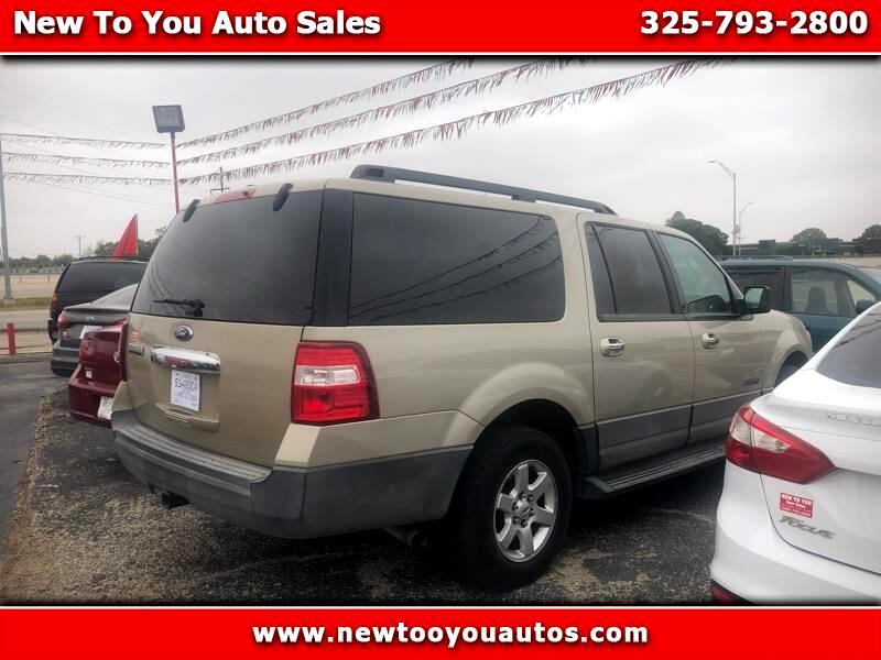 Ford Expedition EL XLT 4WD 2007
