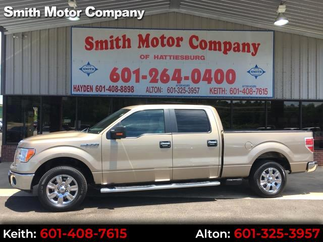 2012 Ford F-150 XLT SuperCrew 6.5-ft. Bed 2WD