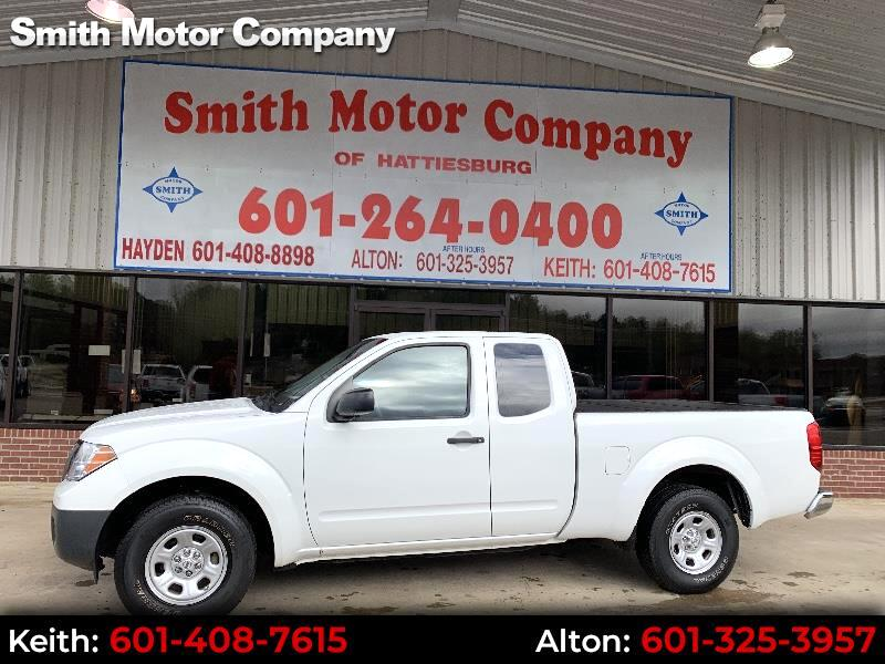 2016 Nissan Frontier 2WD EXT Cab