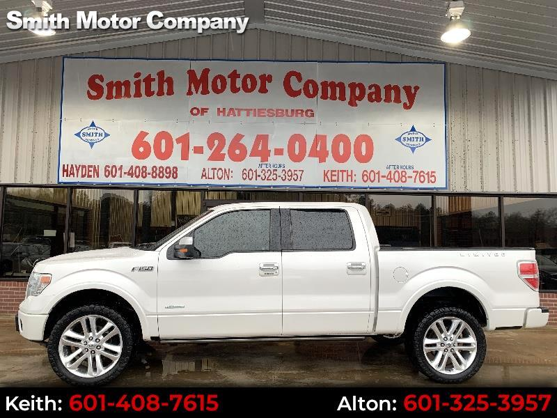2013 Ford F-150 limited 4WD