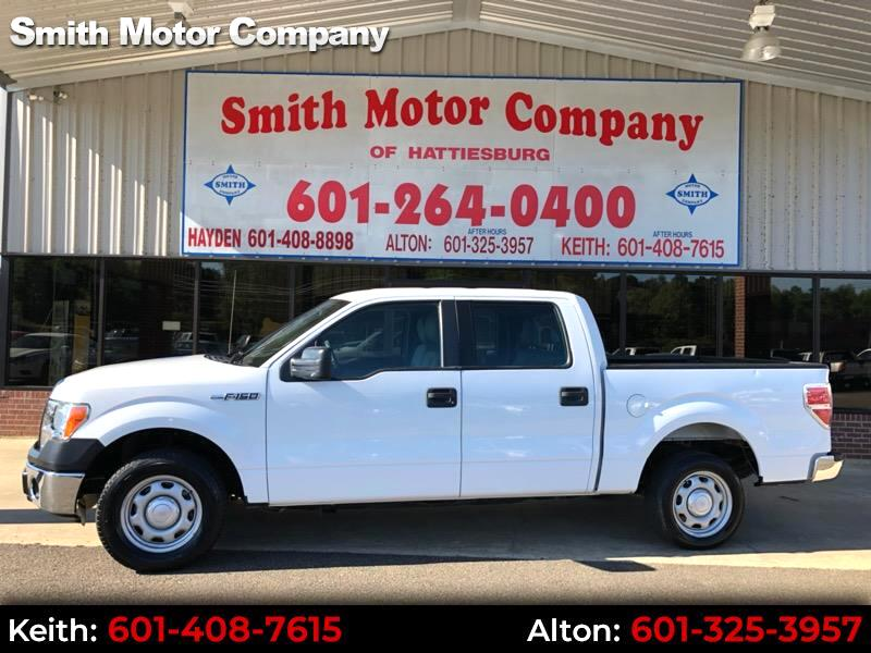 2014 Ford F-150 XL SuperCrew Short Bed 2WD