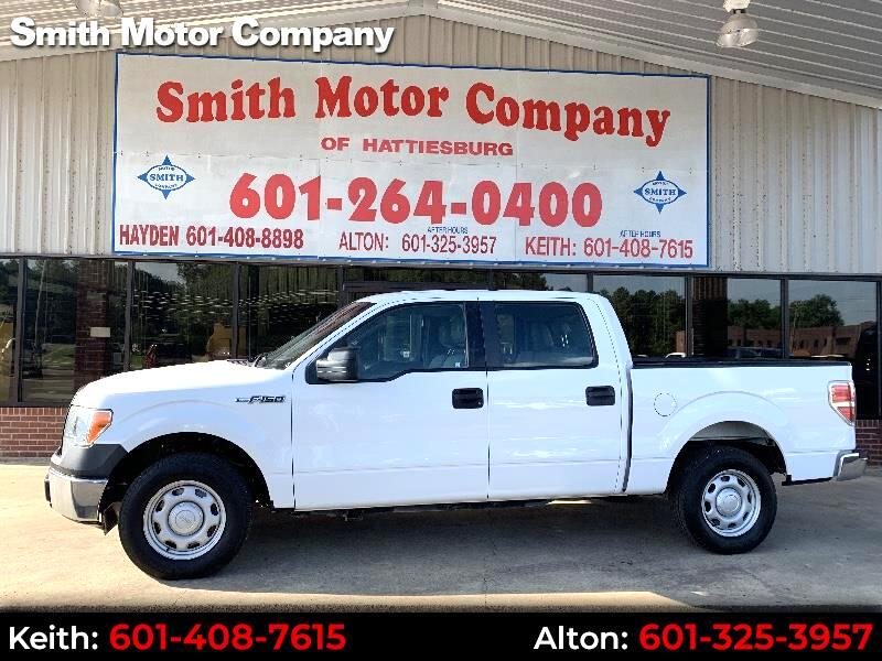 2013 Ford F-150 XL SuperCrew 5.5-ft. Bed 2WD