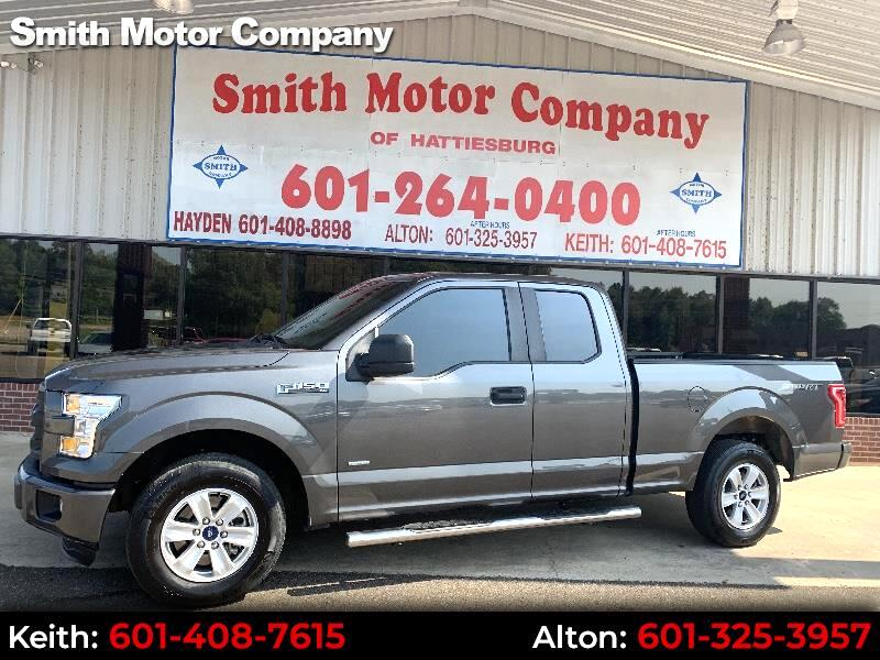 2015 Ford F-150 XL Ext Cab Sport