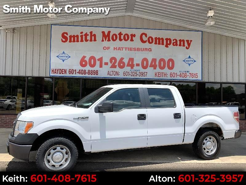 2013 Ford F-150 2WD SuperCab XL F-150