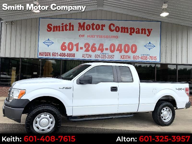 2013 Ford F-150 XL Ext Cab 4WD