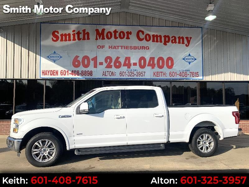 Ford F-150 Lariat SuperCrew 6.5-ft. Bed 2WD 2016