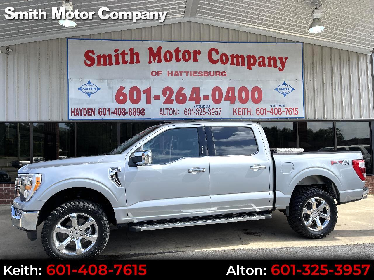 Ford F-150  2021