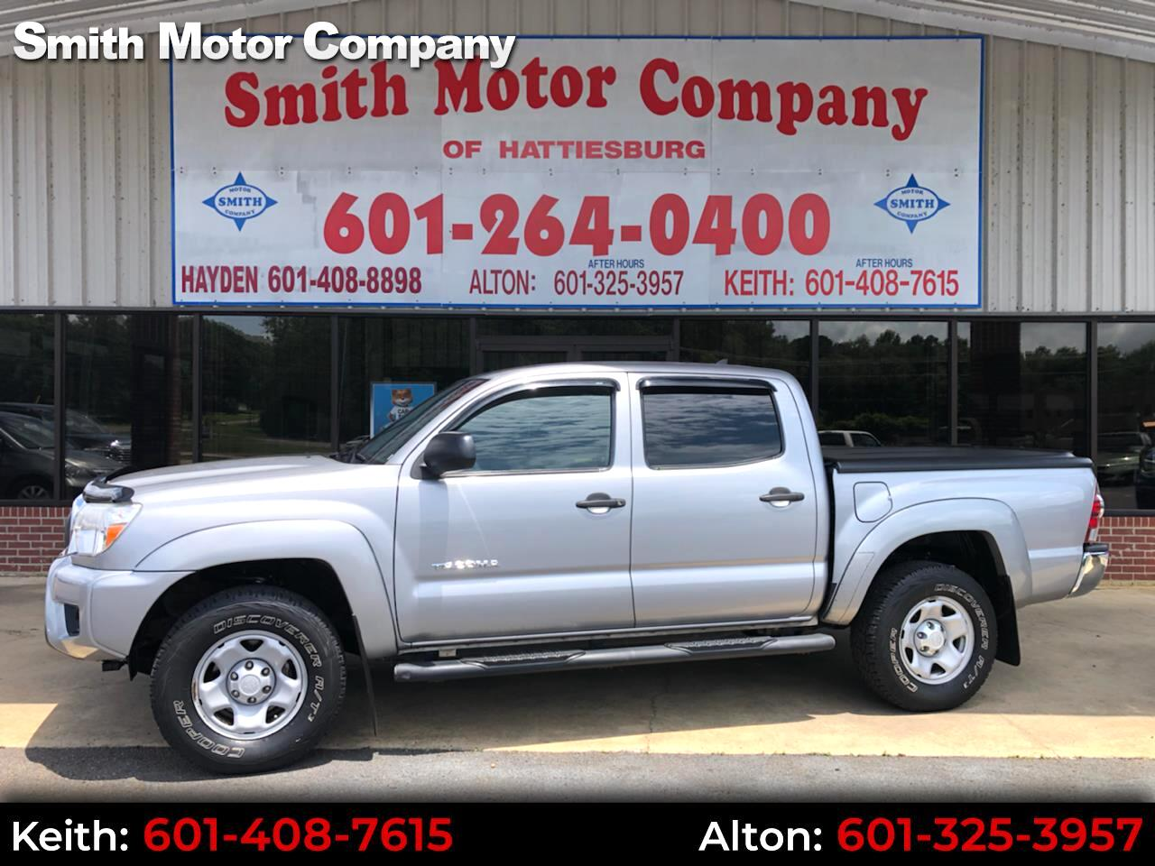 Toyota Tacoma 2WD Double Cab V6 AT PreRunner (Natl) 2014