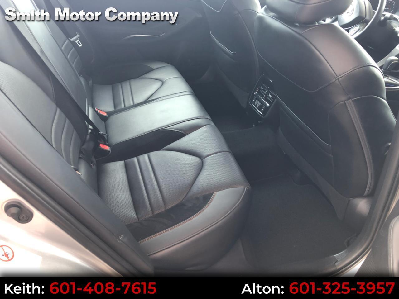 Toyota Avalon Touring (Natl) 2019