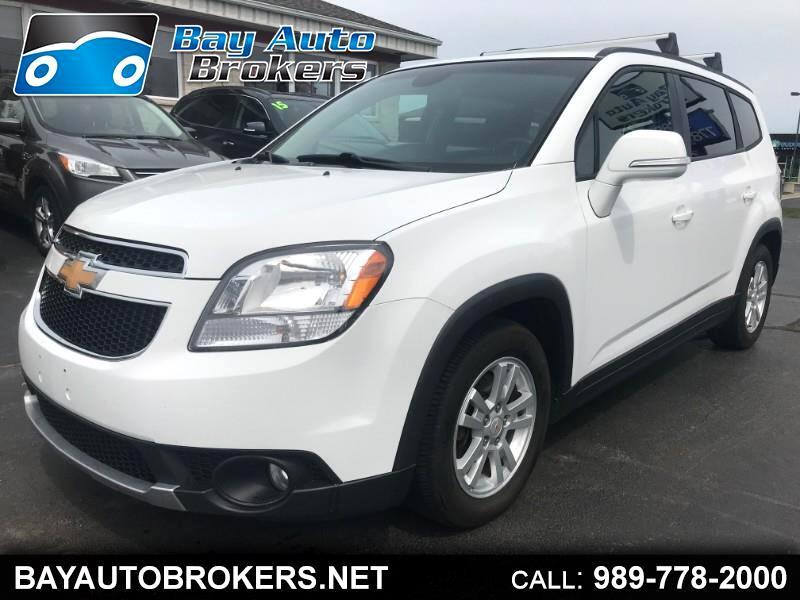 Chevrolet Orlando LT 2014
