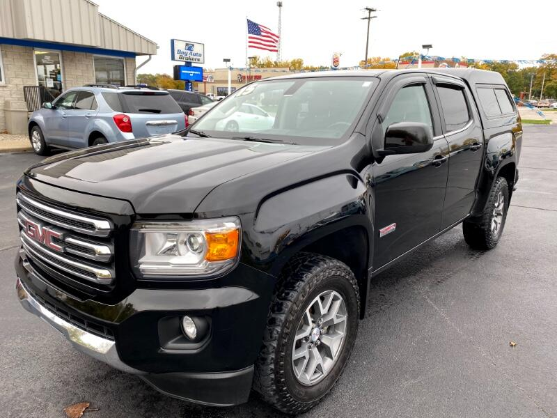 GMC Canyon SLE Crew Cab 4WD Long Box 2015