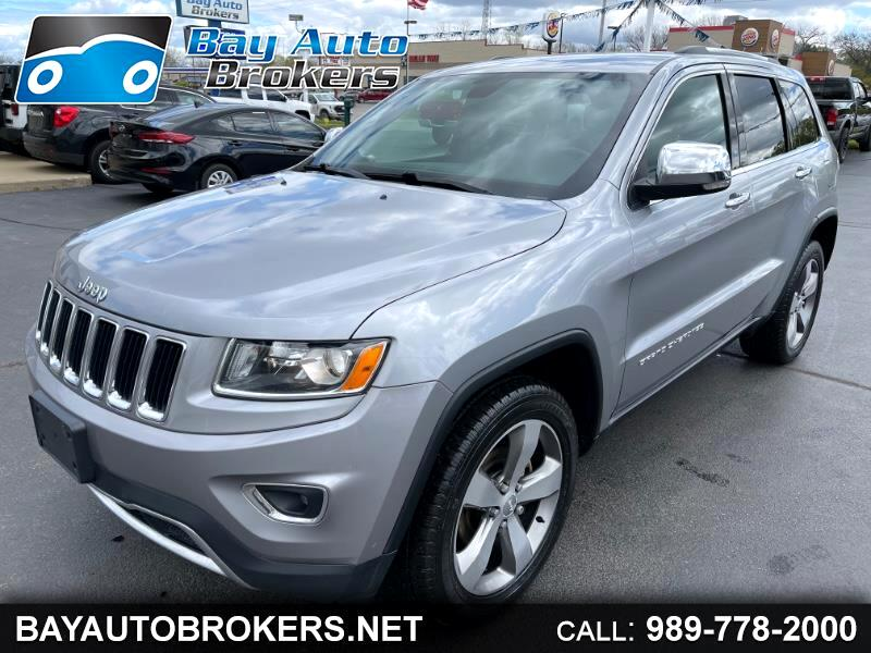 Jeep Grand Cherokee Limited 4WD 2016