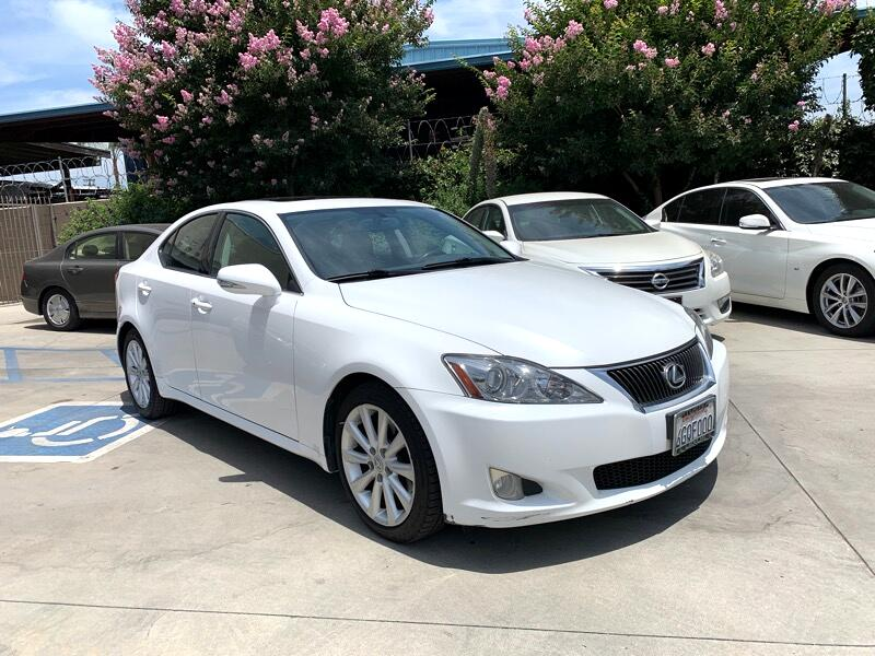 2009 Lexus IS 250 Automatic