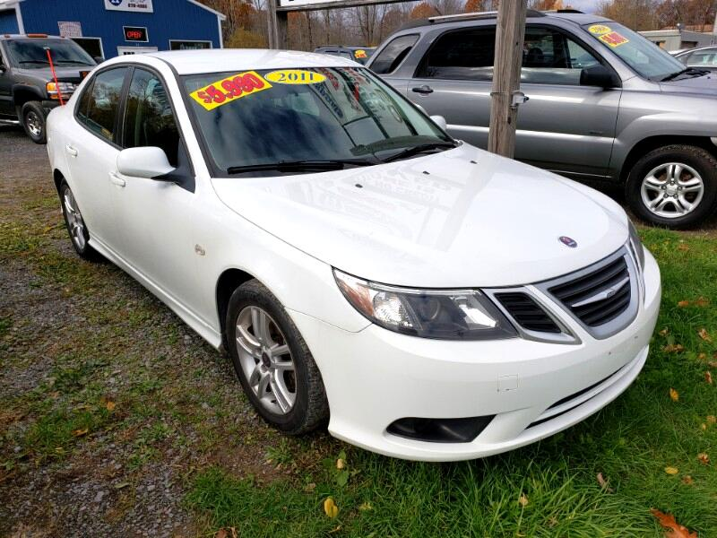 2011 Saab 9-3 2.0T FWD