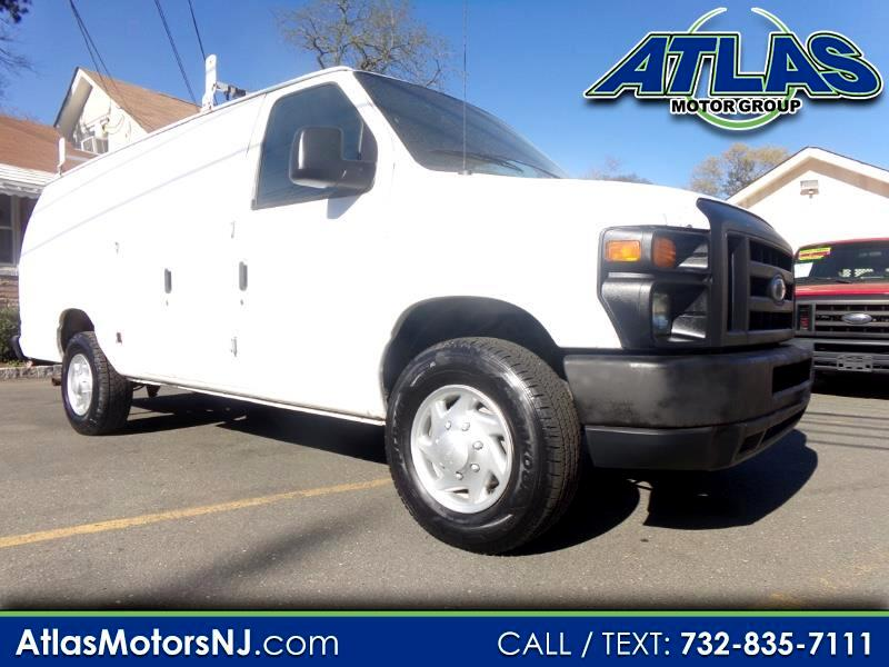 2011 Ford Econoline E-350 Super Duty Extended with 2nd Row Bench Seat