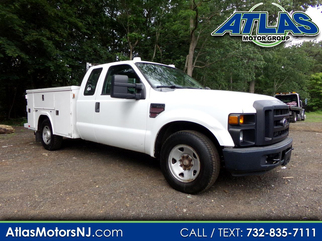Ford F-350 SD Lariat SuperCab 2WD 2009