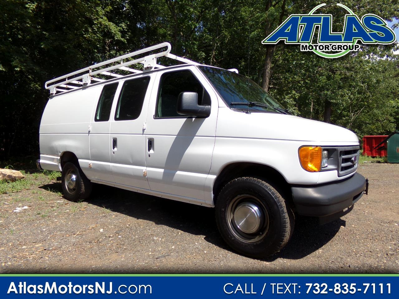 Ford Econoline E350 Super Duty Extended 2006