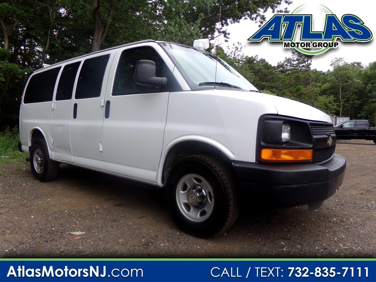 Chevrolet Express LT 3500 2008