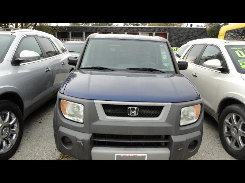 2003 Honda Element  for sale VIN: 5J6YH28583L002471
