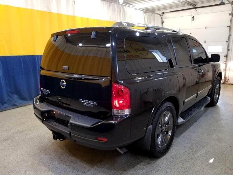 2013 Nissan Armada Platinum 4WD