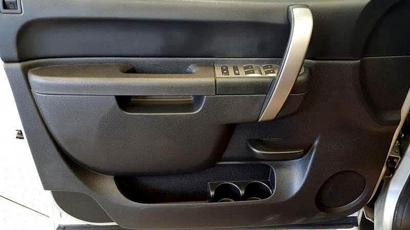 2012 Chevrolet Silverado 2500HD LT Ext. Cab 4WD