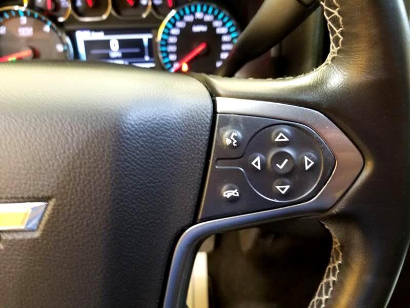 2015 Chevrolet Silverado 1500 LT1 Crew Cab 4WD