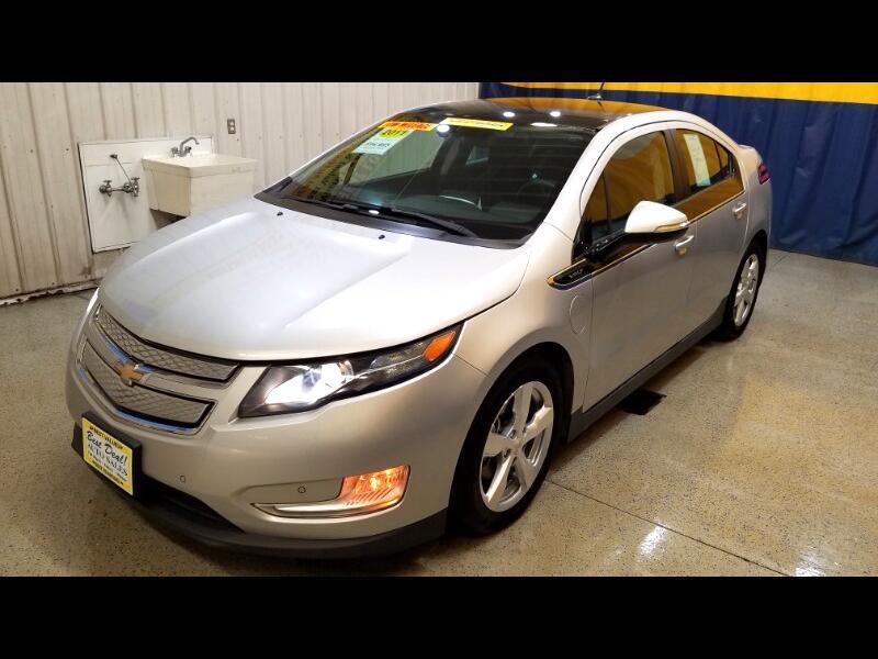 2011 Chevrolet Volt Standard w/ Navigation