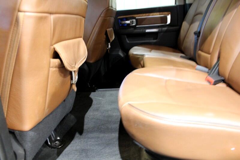 2015 RAM 1500 Longhorn Crew Cab SWB 4WD