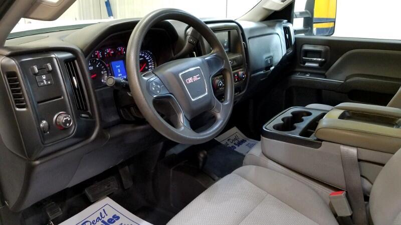2016 GMC Sierra 2500HD Base Double Cab 4WD
