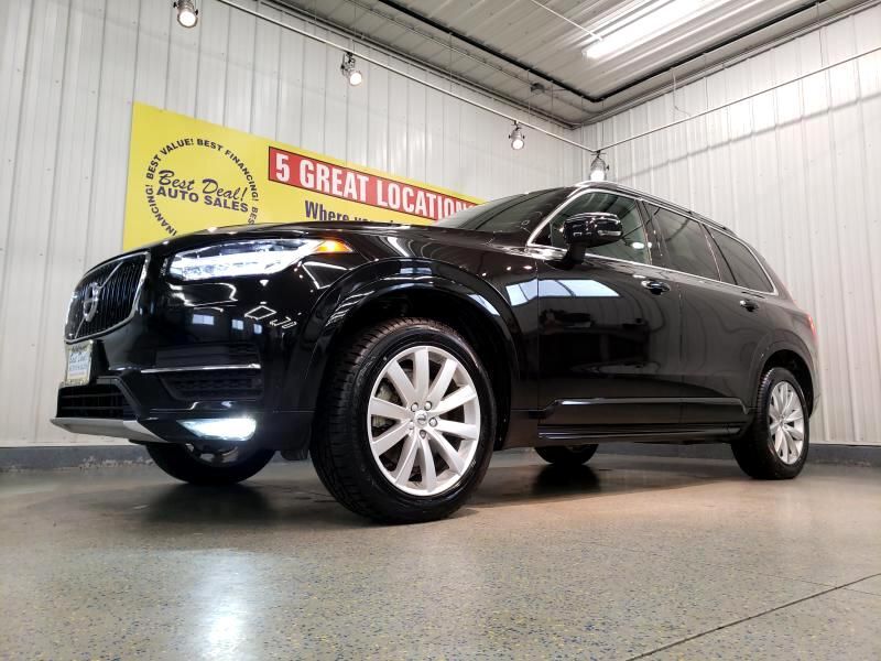 2017 Volvo XC90 AWD 4dr T6 Momentum