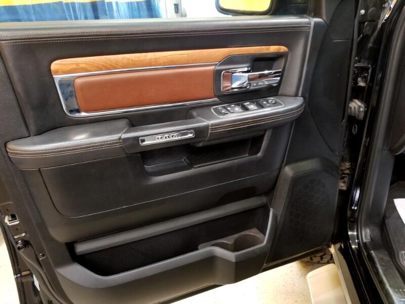2014 RAM 1500 Laramie Longhorn Edition Crew Cab SWB 4WD