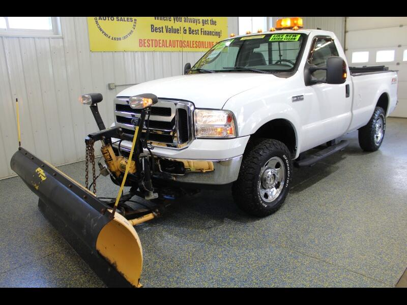 2007 Ford F-250 SD XLT 4WD