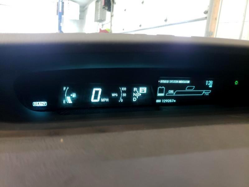 2010 Toyota Prius 5dr HB II (Natl)