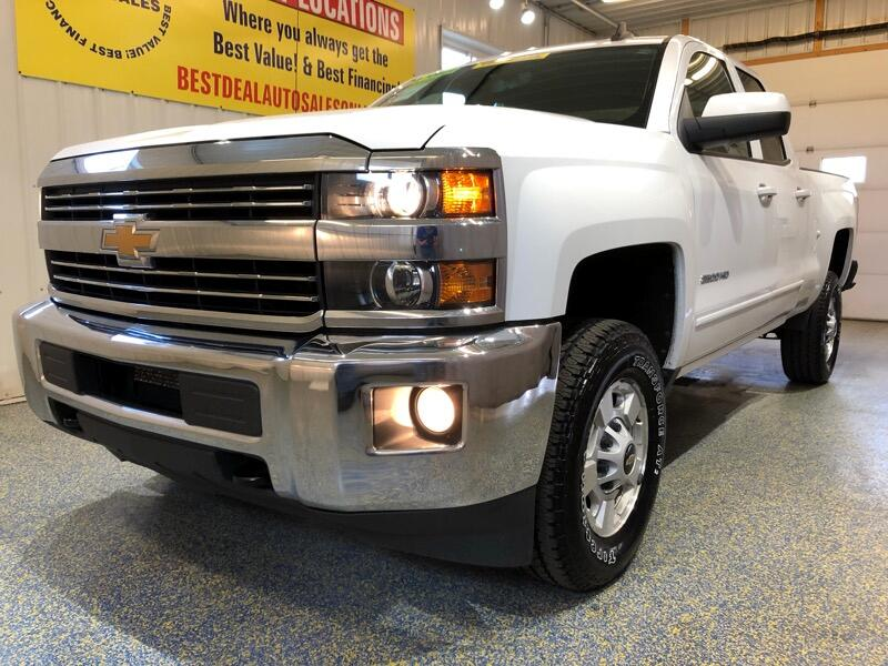"""2015 Chevrolet 2500 Pickups HD Ext Cab 155.5"""" 4WD"""