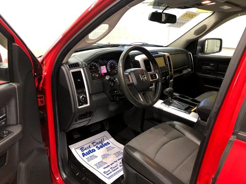 2011 RAM 1500 4WD Crew Cab 140.5